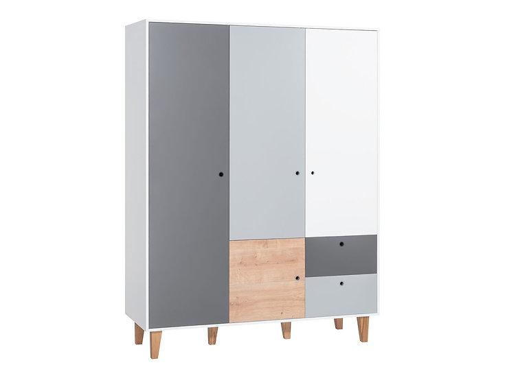 Concept - 3 Door Wardrobe
