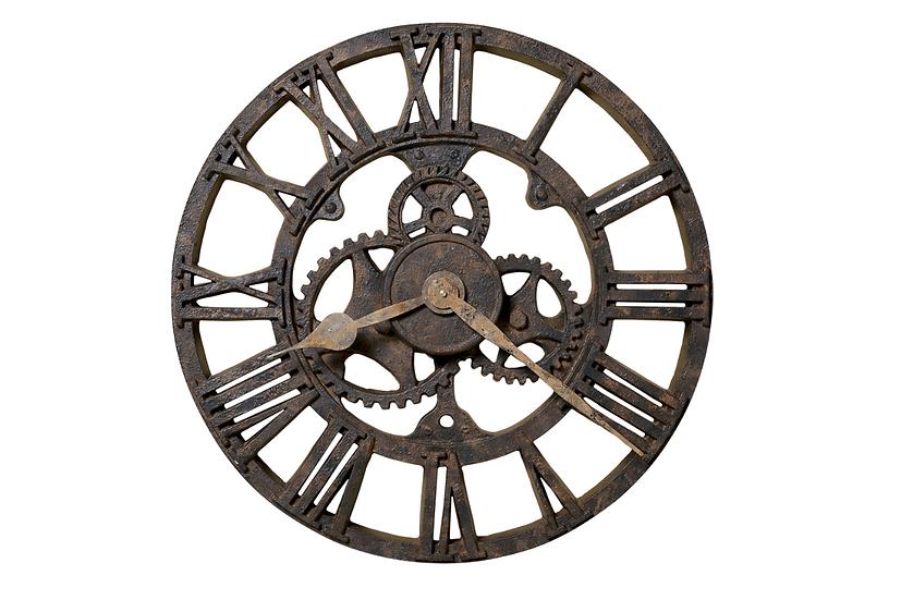 Allentown - Clock