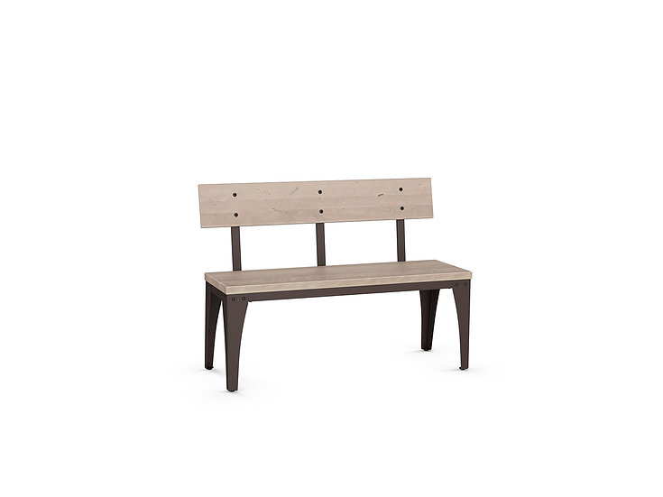 Architect - Wooden Bench