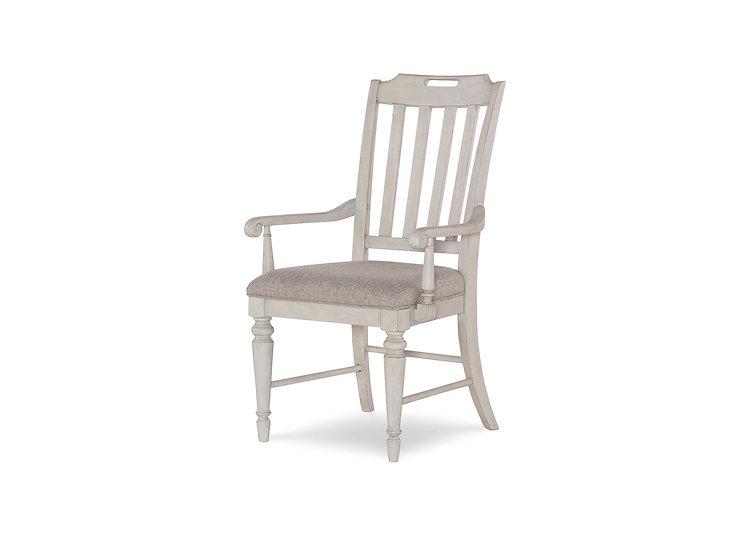 Brookhaven - Slat Back Arm Chair