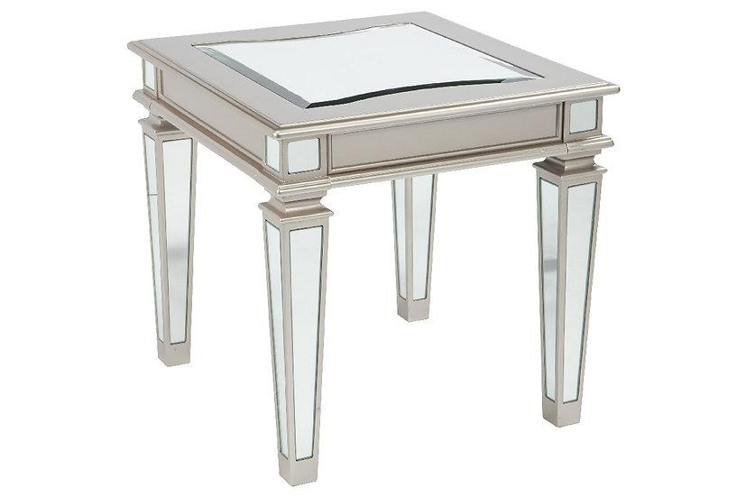 Tessani - Rectangular End Table