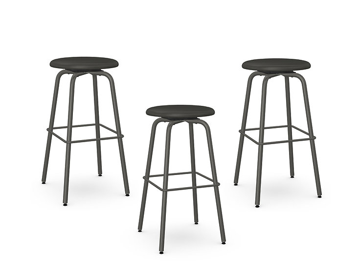 Button - Set of 3 Barstools