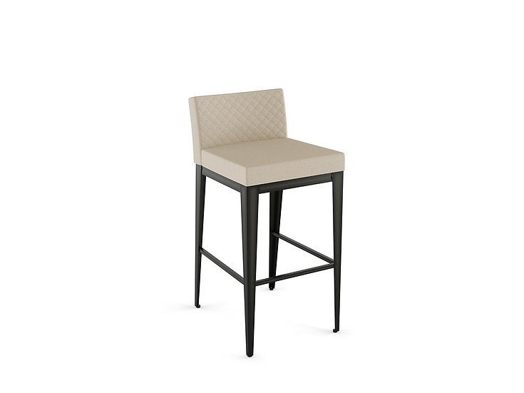 Ethan - Quilted Stool