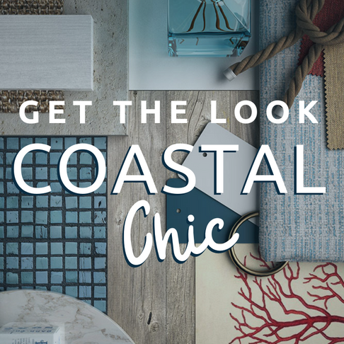 Get The Look: Coastal Chic