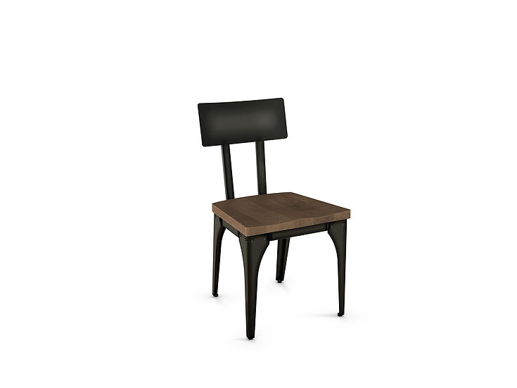 Architect - Metal Dining Chair