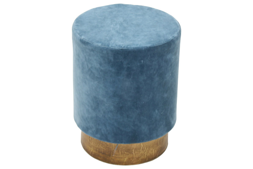 Berkley I - Teal Stool