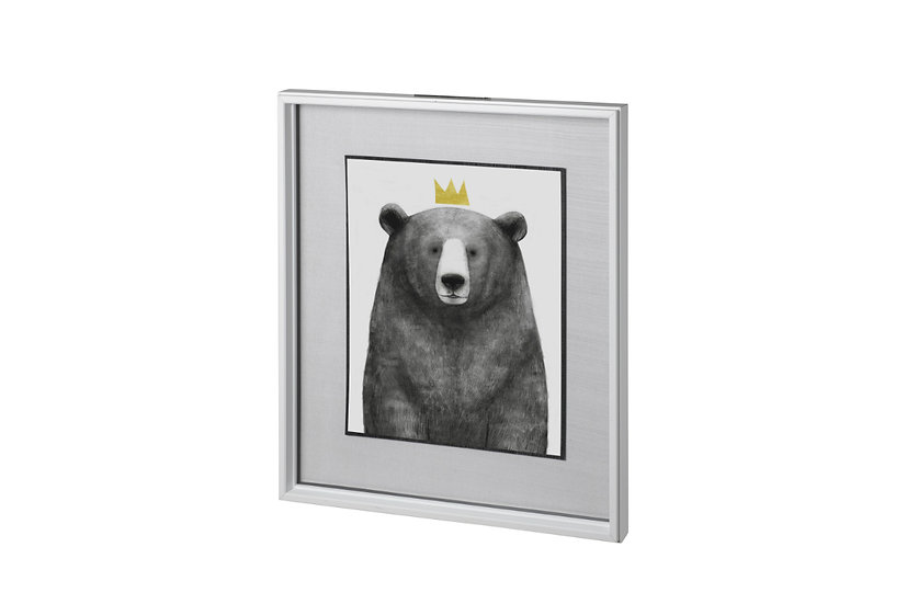 Royal Forester I - Framed Print