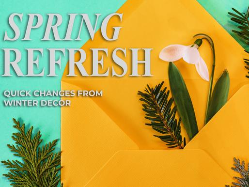 Refreshing Spring