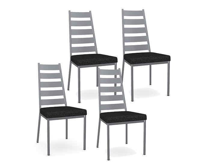 Level - Set of 4 Dining Chairs