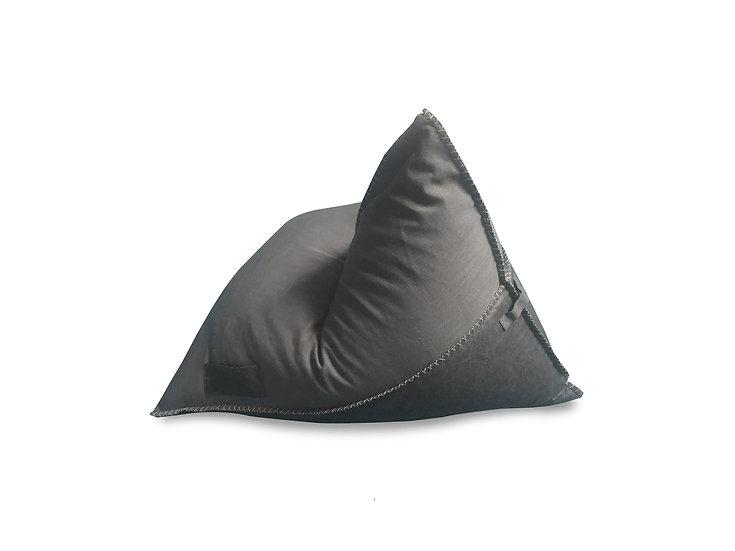 Lounge - Grey Bean Bag