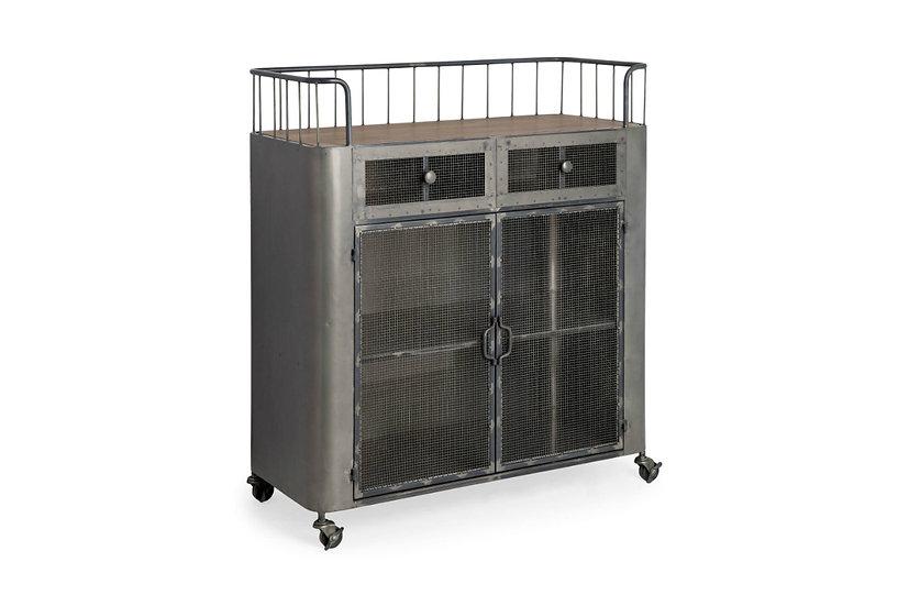 Udo - Metal Bar Cart