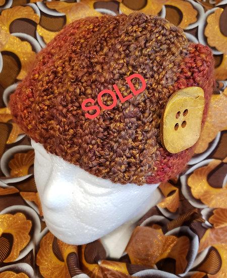 Burnt Orange Headband