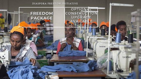 Diaspora Freedom Package