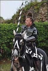 GRCF Les Animaux des R, Guillaume Roche, Tournois de chevalerie