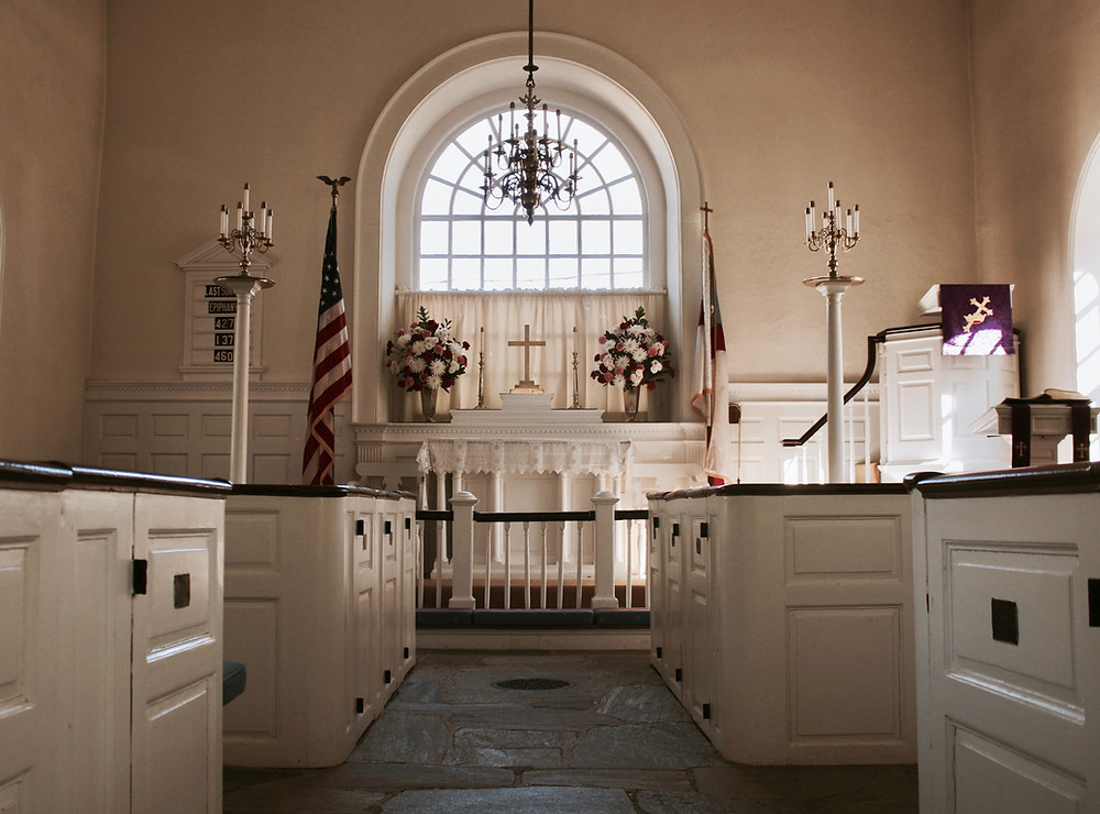 St. Davids Episcopal Church, Wayne, PA