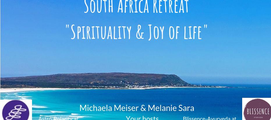 "Südafrika-Retreat ""Spirituality & Joy of Life"""