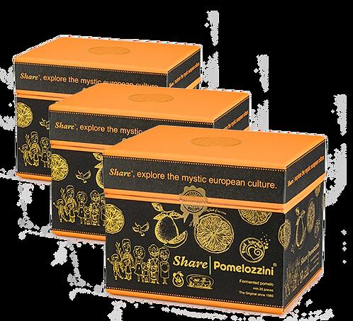 SHARE Pomelozzini® (3x 20 Stück)