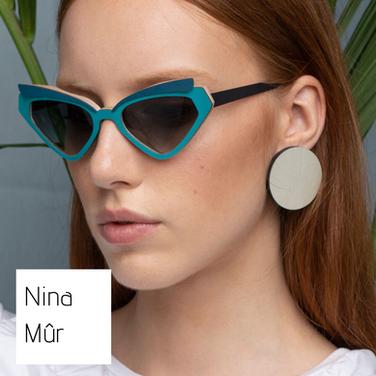 Nina Mur Besicles opticien createur Orlé