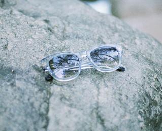 Des lunettes bio et recyclées c'est chez Besicles!!!