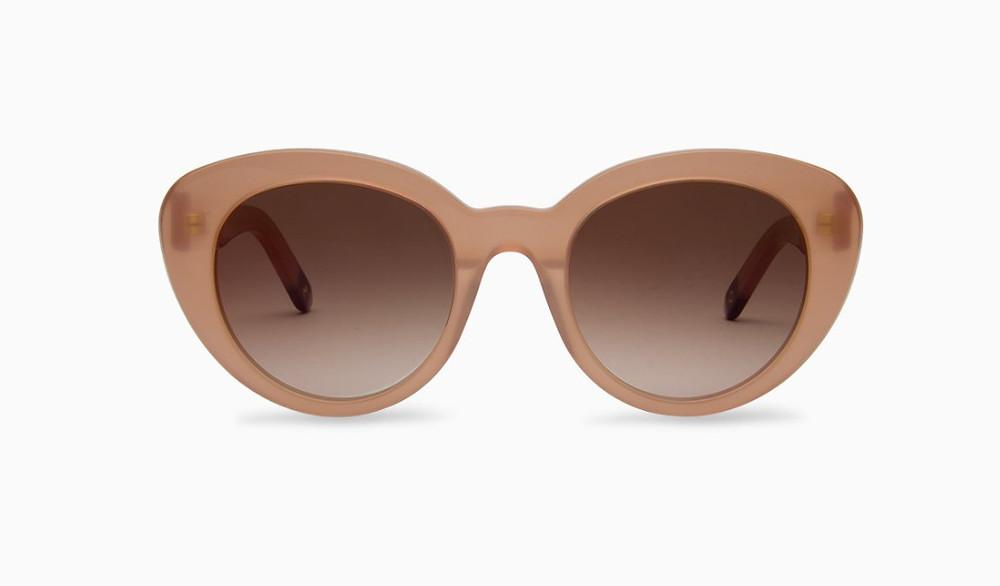 lunettes de soleil nude DickMoby chez BESICLES opticien créateur de visages heureux à Orléans