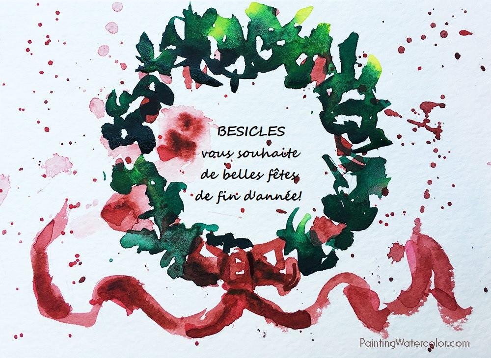 Joyeux Noël et bonnes fêts de fin d'année avec Besicles Opticien Créateur à Orléans