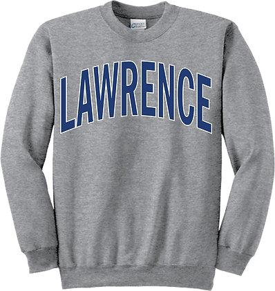 Lawrence university Crewneck