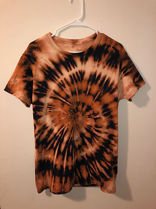 Bleached S Spiral