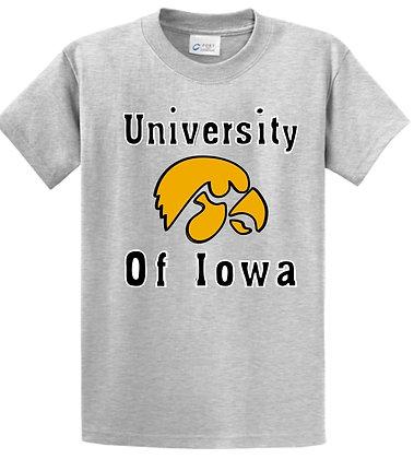 University of Iowa T-shirt