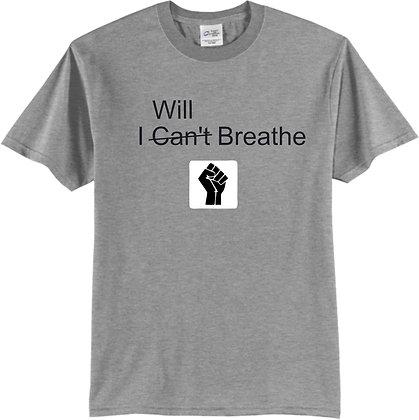 I will Breathe T-shirt