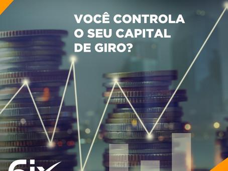 Você controla o seu capital de giro?
