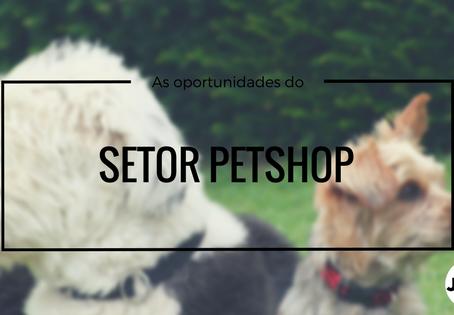 As oportunidades do Mercado Pet