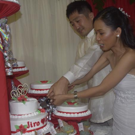 海外でのユルい結婚式
