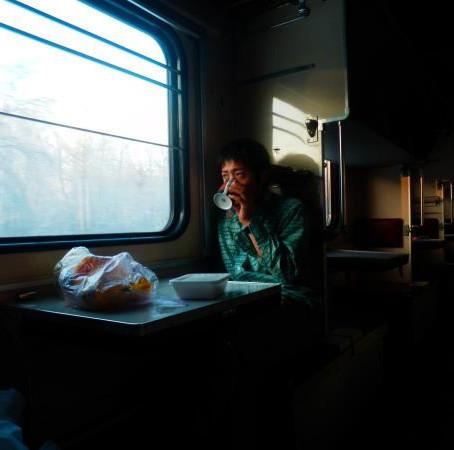 第26話、世界一周の最後にシベリア鉄道で日本へ帰国した話。