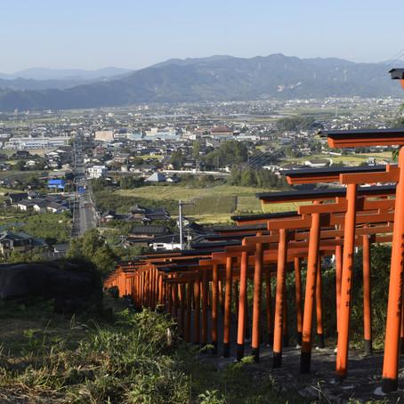 福岡県、うきは市の近くのおススメ里山ゲストハウス。