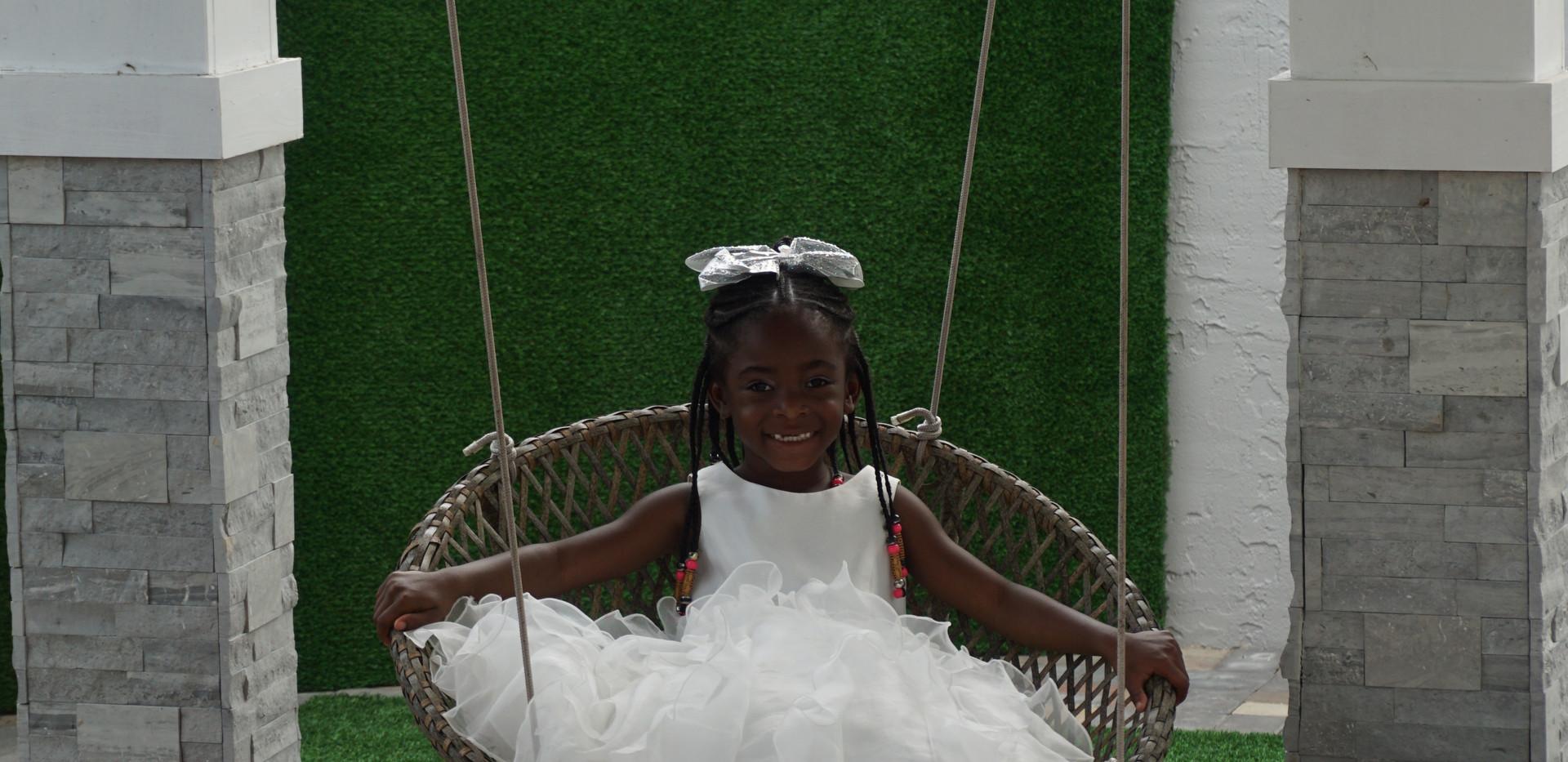 Swinging Pretty
