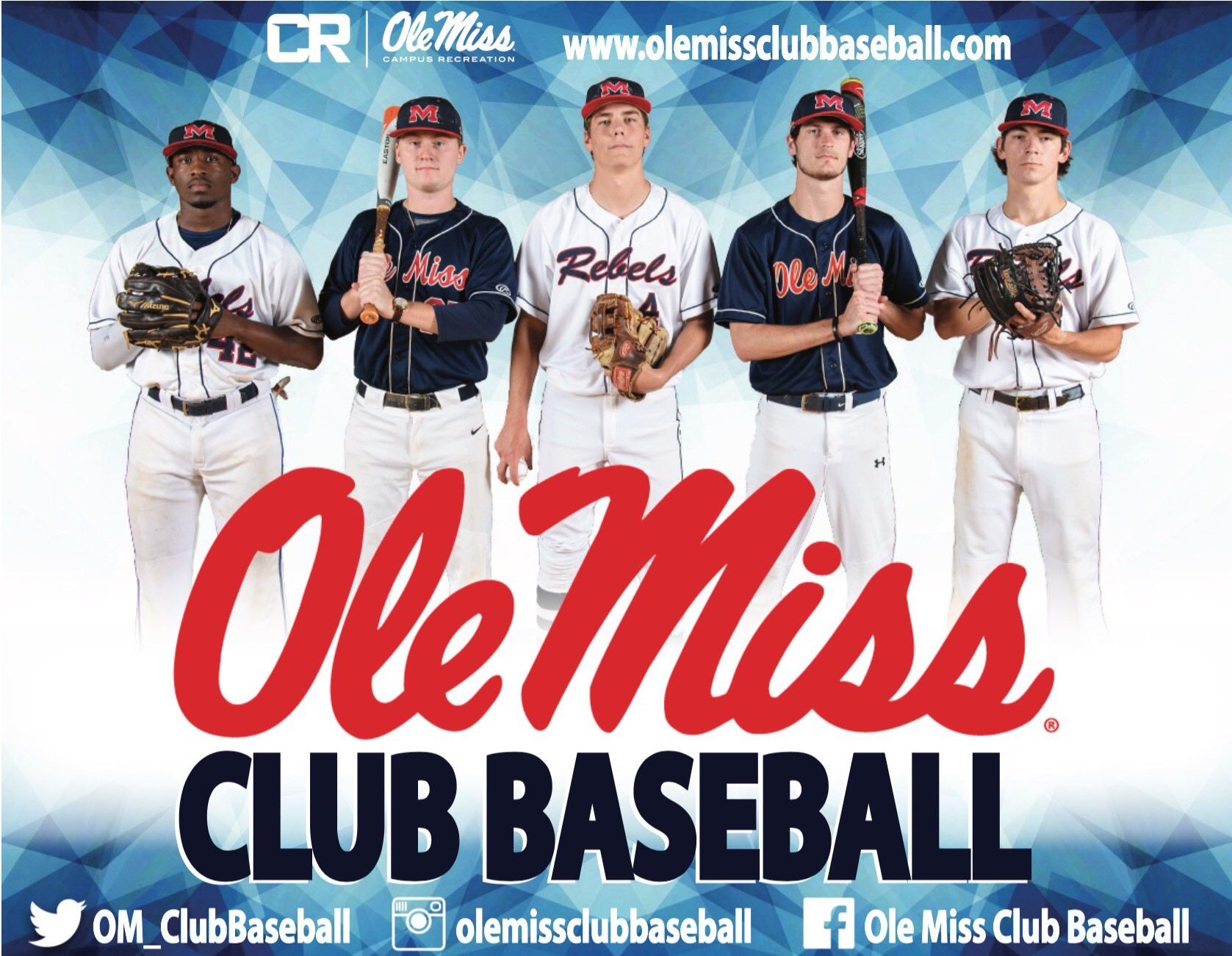 first rate e67af 1a2e1 Ole Miss Club Baseball