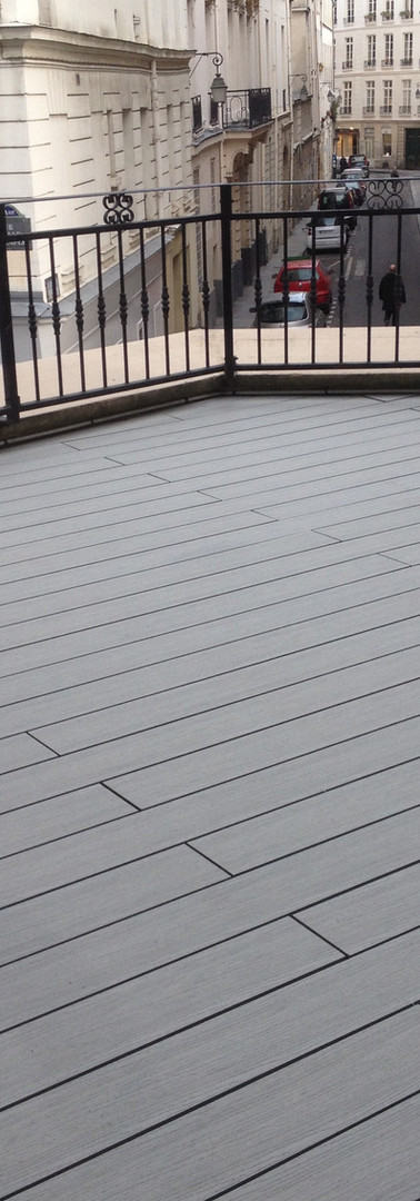 Une terrasse Parisienne