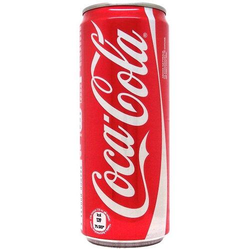 Coca cola lattina 330ml
