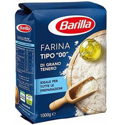 Farina 00 Barilla 1 kg