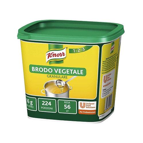 Brodo Knorr vegetale 900gr formato famiglia