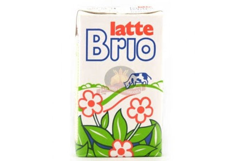 Latte brio intero uht