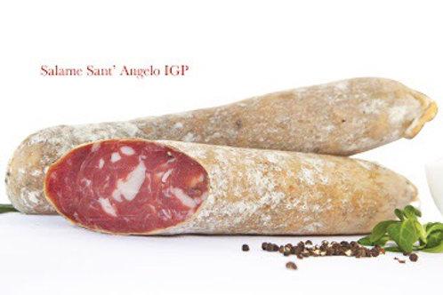Salame Sant Angelo di Brolo Igp 700gr circa