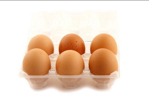Uova fresche L x6
