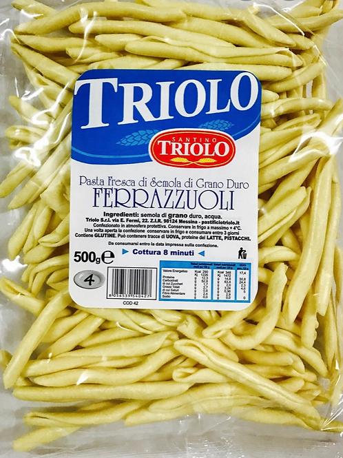 Pasta fresca maccheroni ferretto 500 gr