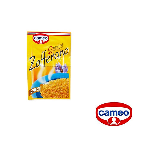 Zafferano cameo 2 bustine
