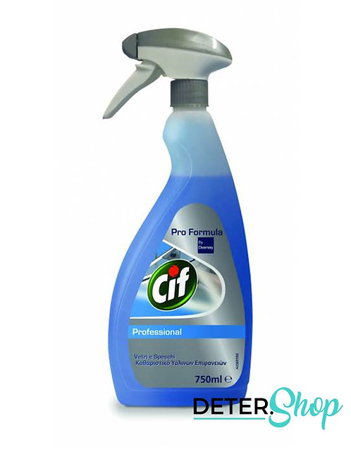 Cif per vetri e superfici 750ml