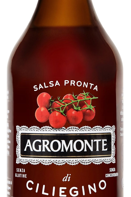 Salsa Agromonte ciliegino 330ml