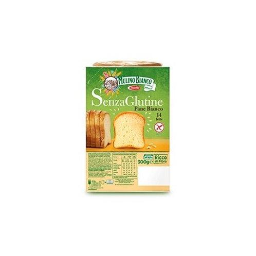 Pane senza glutine 300gr