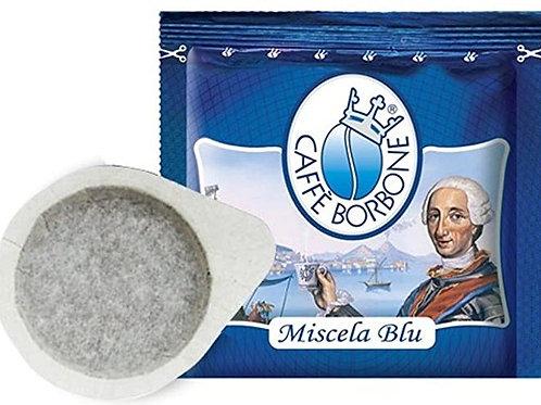 Caffè cialda  Borbone blu, singola
