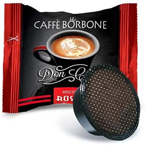 Capsula caffè borbone Rossa, compatibile A modo mio